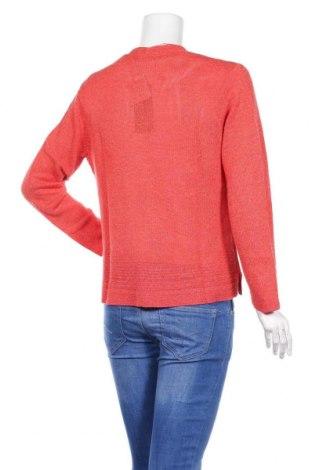 Γυναικεία ζακέτα Olsen, Μέγεθος XL, Χρώμα Πορτοκαλί, 41% βισκόζη, 32% λινό, 27% βαμβάκι, Τιμή 8,25€