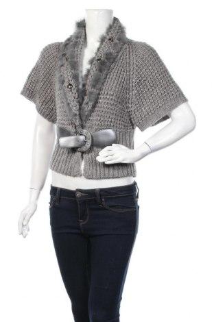 Γυναικεία ζακέτα Only Fashion, Μέγεθος M, Χρώμα Γκρί, 70%ακρυλικό, 30% μαλλί, φυσική τρίχα, Τιμή 4,21€