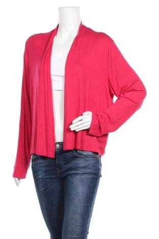 Γυναικεία ζακέτα Street One, Μέγεθος XL, Χρώμα Ρόζ , 95% βισκόζη, 5% ελαστάνη, Τιμή 5,46€
