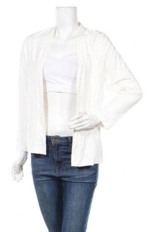 Γυναικεία ζακέτα Walbusch, Μέγεθος M, Χρώμα Λευκό, 47% μοντάλ, 47% βαμβάκι, 6% ελαστάνη, Τιμή 6,59€