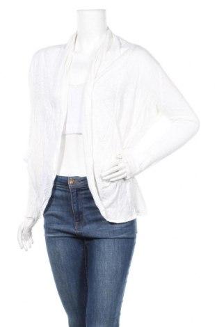 Дамска жилетка Zara, Размер S, Цвят Бял, Цена 6,83лв.