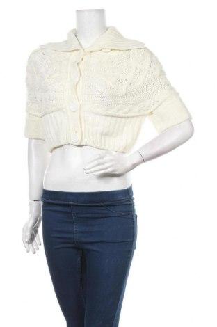 Γυναικεία ζακέτα Znk, Μέγεθος S, Χρώμα Λευκό, Τιμή 5,91€