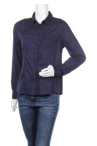 Дамска риза, Размер M, Цвят Син, Цена 12,71лв.