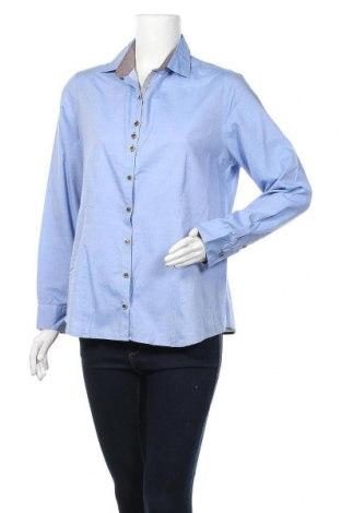 Дамска риза, Размер M, Цвят Син, Цена 12,29лв.