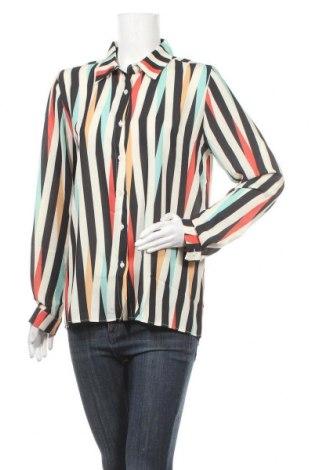 Дамска риза, Размер L, Цвят Многоцветен, Полиестер, Цена 18,90лв.
