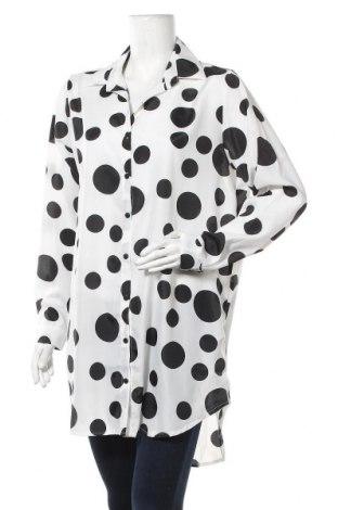 Дамска риза Alcott, Размер M, Цвят Бял, Полиестер, Цена 34,50лв.