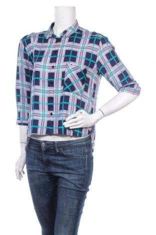 Γυναικείο πουκάμισο Alcott, Μέγεθος XL, Χρώμα Πολύχρωμο, Βισκόζη, Τιμή 7,11€