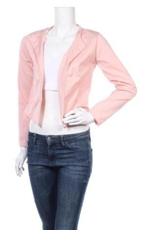 Дамско сако Alice & Charlotte, Размер S, Цвят Розов, 92% полиестер, 8% еластан, Цена 18,20лв.