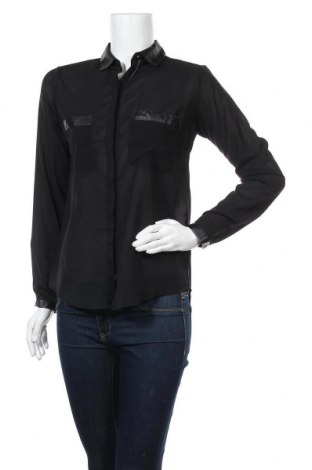Дамска риза Amisu, Размер S, Цвят Черен, Цена 11,97лв.