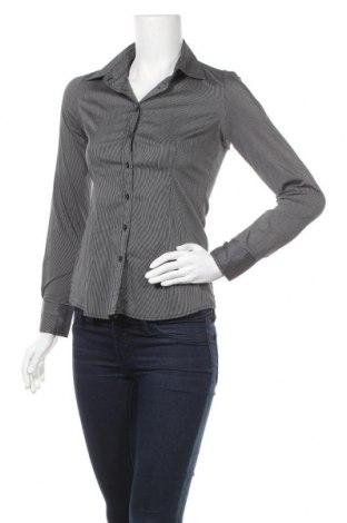 Дамска риза Amisu, Размер XS, Цвят Сив, Цена 13,97лв.