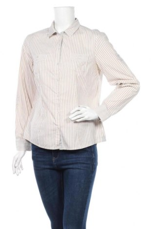 Дамска риза Bianca, Размер M, Цвят Бежов, Цена 4,73лв.