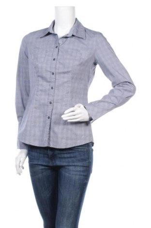 Дамска риза Colours Of The World, Размер M, Цвят Сив, 97% памук, 3% еластан, Цена 5,51лв.