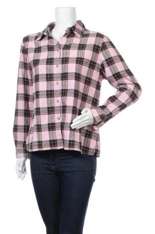 Дамска риза First Edition, Размер L, Цвят Кафяв, Памук, Цена 10,24лв.
