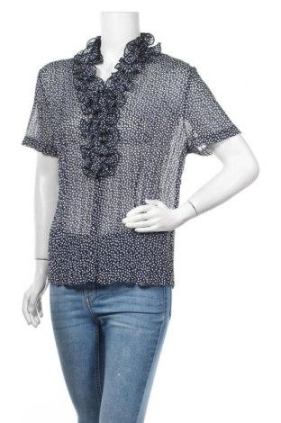 Дамска риза Gerry Weber, Размер M, Цвят Син, Цена 14,40лв.