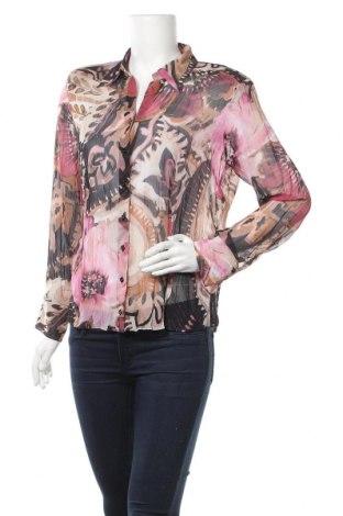 Дамска риза Gerry Weber, Размер L, Цвят Многоцветен, Полиестер, Цена 17,64лв.