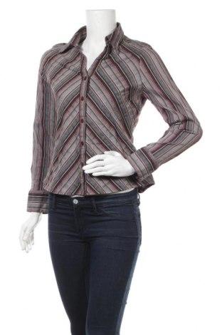 Дамска риза Gin Tonic, Размер M, Цвят Многоцветен, 75% памук, 200% полиамид, 5% еластан, Цена 3,99лв.