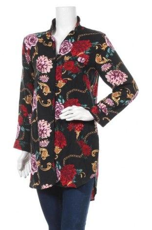 Дамска риза H&M, Размер S, Цвят Многоцветен, Цена 11,97лв.