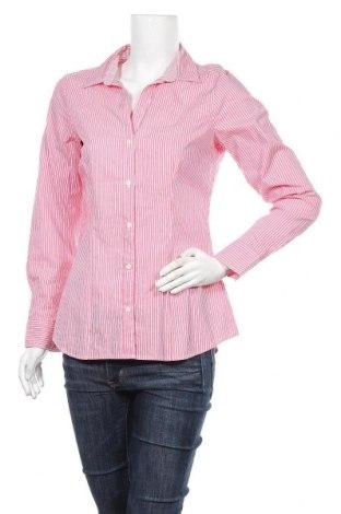 Дамска риза H&M, Размер M, Цвят Розов, 44% памук, 29% полиамид, 24% полиестер, 3% еластан, Цена 12,97лв.