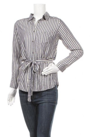Дамска риза Irl, Размер XS, Цвят Син, 98% вискоза, 2% метални нишки, Цена 18,20лв.