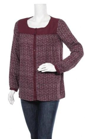 Дамска риза Jacqueline Riu, Размер M, Цвят Лилав, Вискоза, Цена 31,05лв.