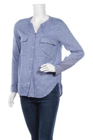 Дамска риза Janina, Размер M, Цвят Син, Цена 13,39лв.