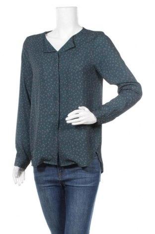 Дамска риза La Ligna, Размер S, Цвят Многоцветен, 97% полиестер, 3% еластан, Цена 11,34лв.