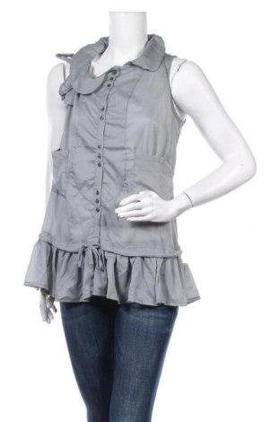 Дамска риза Le Jean De Marithe+Francois Girbaud, Размер XL, Цвят Син, Полиестер, Цена 27,25лв.