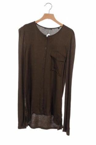 Дамска риза Marc O'polo, Размер XS, Цвят Зелен, 100% вискоза, Цена 22,05лв.