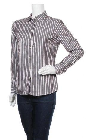 Дамска риза Marie Lund, Размер L, Цвят Сив, Памук, Цена 14,18лв.