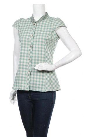 Γυναικείο πουκάμισο Nitya, Μέγεθος M, Χρώμα Μπλέ, Βαμβάκι, Τιμή 16,29€