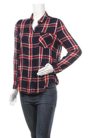 Дамска риза ONLY, Размер S, Цвят Многоцветен, Вискоза, Цена 13,23лв.