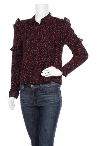 Дамска риза ONLY, Размер M, Цвят Син, Вискоза, Цена 24,30лв.