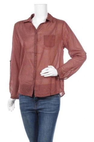 Дамска риза Opus Ros, Размер M, Цвят Червен, Памук, Цена 11,60лв.