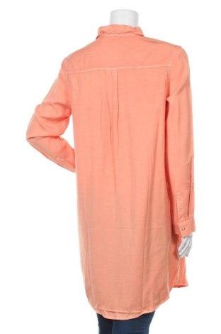 Дамска риза Pimkie, Размер M, Цвят Оранжев, Лиосел, Цена 23,40лв.