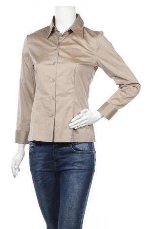 Дамска риза S.Oliver, Размер M, Цвят Кафяв, Цена 17,06лв.