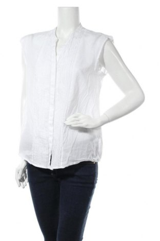 Γυναικείο πουκάμισο Soya Concept, Μέγεθος L, Χρώμα Λευκό, Βαμβάκι, Τιμή 16,24€