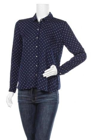 Дамска риза Springfield, Размер M, Цвят Син, Цена 18,90лв.