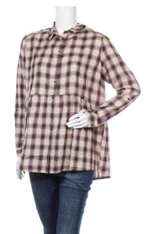 Дамска риза Venca, Размер XL, Цвят Многоцветен, Памук, Цена 34,50лв.