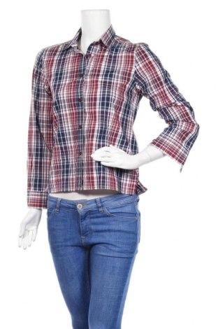 Дамска риза Walbusch, Размер M, Цвят Многоцветен, 96% памук, 4% еластан, Цена 16,96лв.