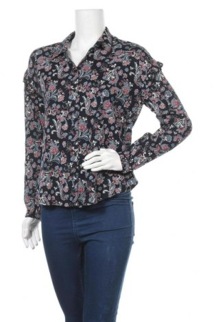 Дамска риза Yessica, Размер M, Цвят Многоцветен, Вискоза, Цена 12,29лв.