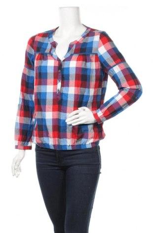 Дамска риза Yessica, Размер M, Цвят Многоцветен, Памук, Цена 8,51лв.