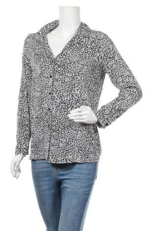 Дамска риза Zara, Размер M, Цвят Бял, Цена 12,97лв.