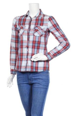 Дамска риза Zara, Размер S, Цвят Многоцветен, Цена 22,05лв.