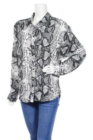 Дамска риза Zibi London, Размер M, Цвят Многоцветен, Полиестер, Цена 16,52лв.