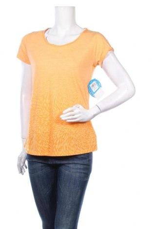 Дамска тениска Columbia, Размер M, Цвят Оранжев, 60% памук, 40% полиестер, Цена 59,00лв.