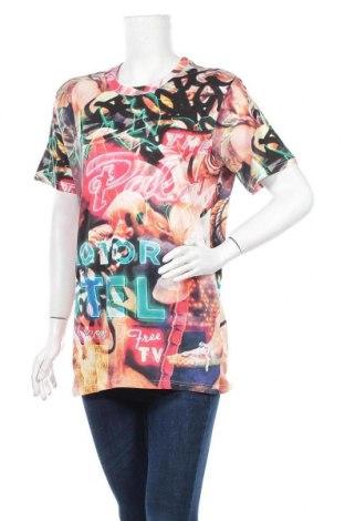Дамска тениска Eleven Paris, Размер XL, Цвят Многоцветен, Памук, Цена 65,57лв.