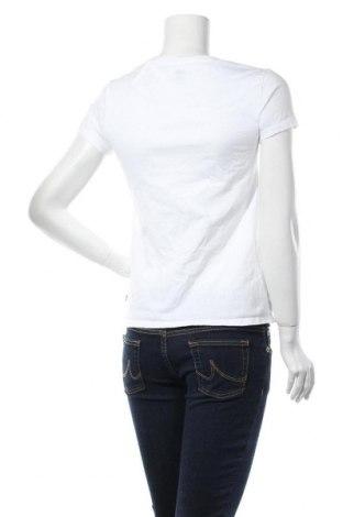 Дамска тениска Levi's, Размер XS, Цвят Бял, Памук, Цена 44,25лв.