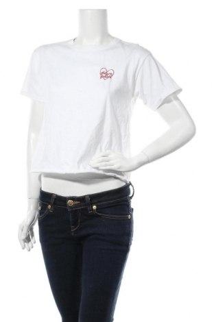 Дамска тениска Miss Selfridge, Размер M, Цвят Бял, Цена 21,06лв.