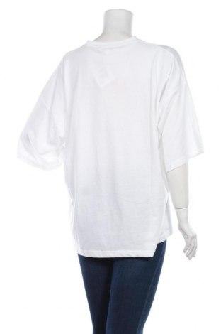 Дамска тениска Missguided, Размер S, Цвят Бял, 55% полиестер, 45% памук, Цена 14,40лв.