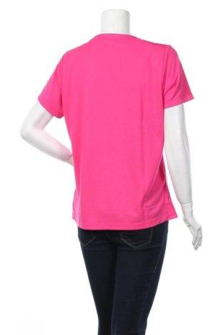 Дамска тениска Odlo, Размер L, Цвят Розов, Полиестер, Цена 31,50лв.